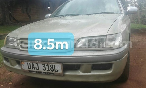 Buy Used Toyota Camry Silver Car in Kampala in Uganda
