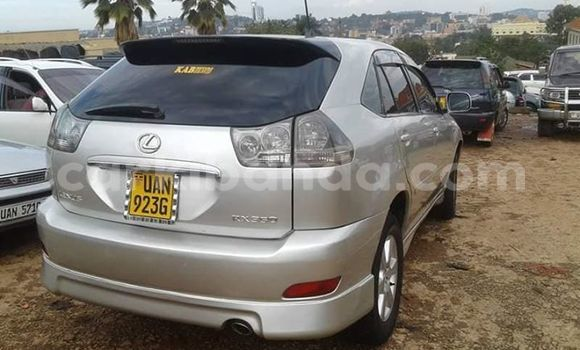 Buy Used Lexus RX 330 Silver Car in Kampala in Uganda