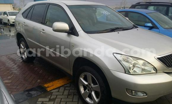 Buy Used Lexus RX 300 Silver Car in Arua in Uganda