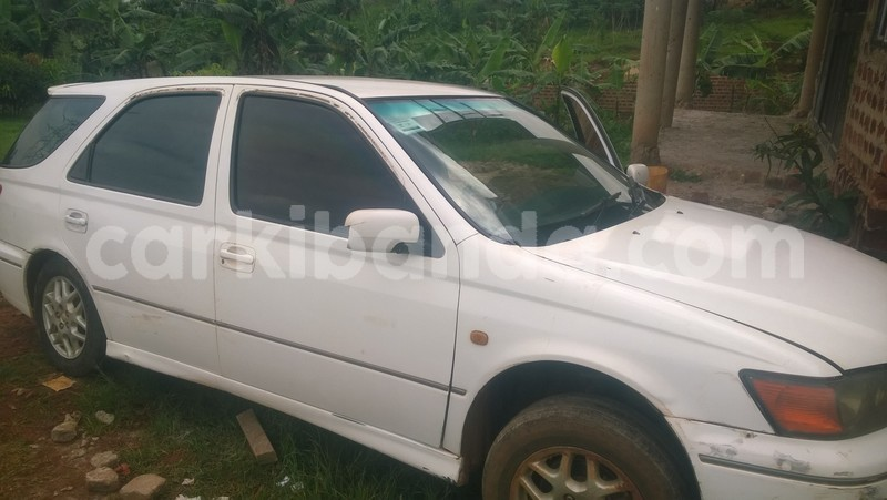 Buy Used Toyota Vista White Car In Kampala In Uganda Carkibanda