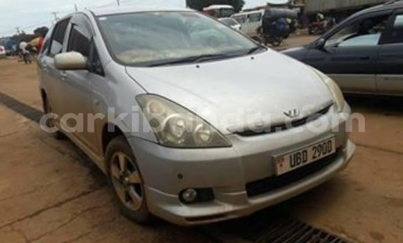 Buy Imported Toyota Wish Silver Car in Kampala in Uganda