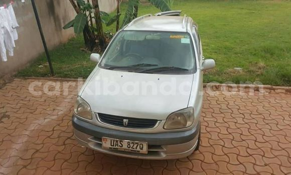 Buy Imported Toyota Raum Silver Car in Kampala in Uganda