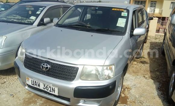 Buy Imported Toyota Probox Silver Car in Kampala in Uganda