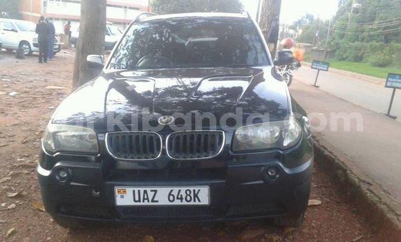 Buy Imported BMW X3 Black Car in Kampala in Uganda