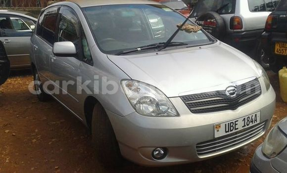 Buy Imported Toyota Spacio Silver Car in Kampala in Uganda