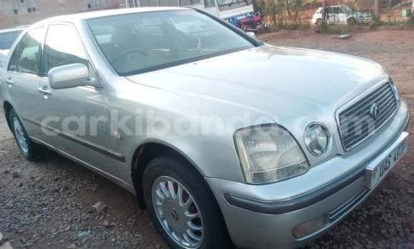 Buy Imported Toyota Progress Silver Car in Kampala in Uganda