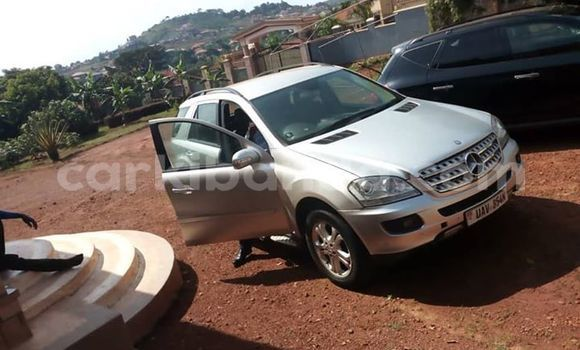 Buy Imported Mercedes Benz ML–Class Silver Car in Kampala in Uganda