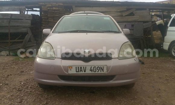 Buy Import Toyota Vitz Other Car in Kampala in Uganda