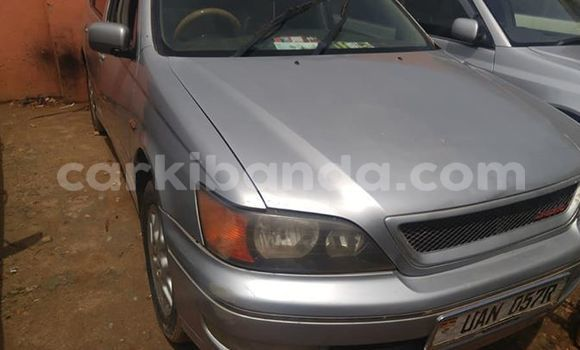 Buy Import Toyota Vista Silver Car in Kampala in Uganda