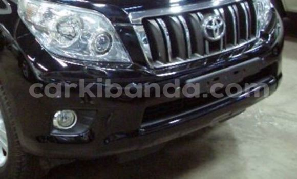 Buy Used Toyota Land Cruiser Prado Black Car in Arua in Uganda