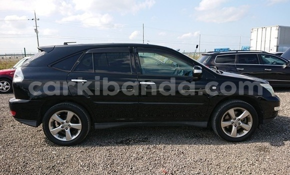 Buy Import Toyota Harrier Black Car in Kampala in Uganda