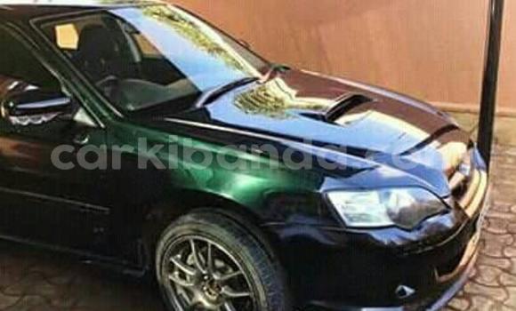 Buy Imported Subaru Legacy Black Car in Kampala in Uganda