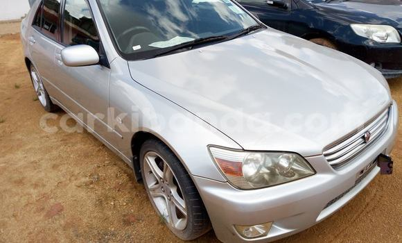 Buy Imported Toyota Altezza Silver Car in Kampala in Uganda