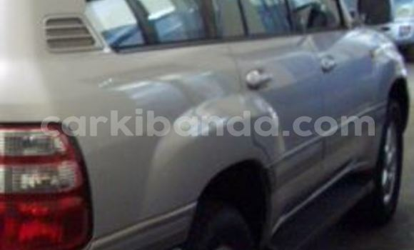 Buy Used Toyota Land Cruiser Silver Car in Arua in Uganda