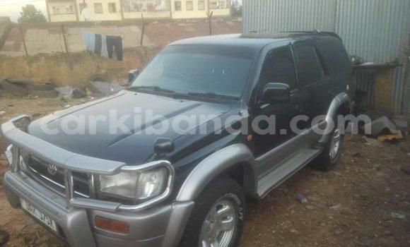 Buy Imported Toyota Surf Black Car in Kampala in Uganda