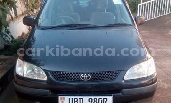 Buy Imported Toyota Spacio Black Car in Kampala in Uganda