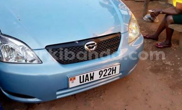 Buy Imported Toyota Allex Blue Car in Kampala in Uganda