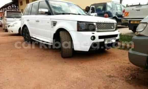 Buy Imported Land Rover Range Rover White Car in Kampala in Uganda