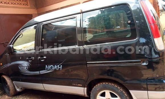 Buy Imported Toyota Noah Black Car in Kampala in Uganda
