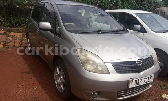 Buy Imported Toyota Spacio Silver Car in Kampala in Uganda