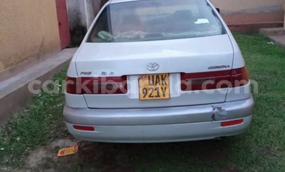 Buy Import Toyota Premio White Car in Mukono in Uganda