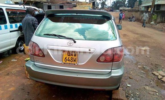 Buy Import Toyota Harrier Silver Car in Kampala in Uganda