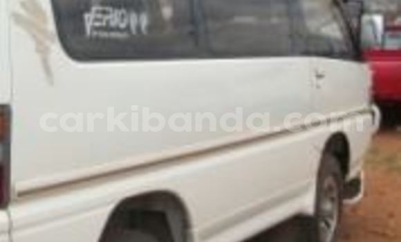 Buy Used Mitsubishi Van White Truck in Arua in Uganda