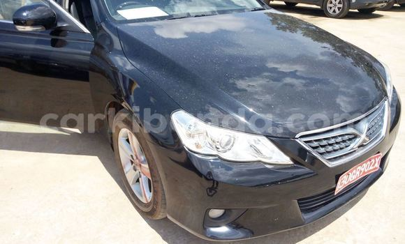 Buy Imported Toyota Mark X Black Car in Kampala in Uganda