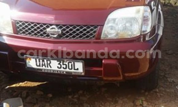 Buy Imported Nissan X–Trail Red Car in Kampala in Uganda