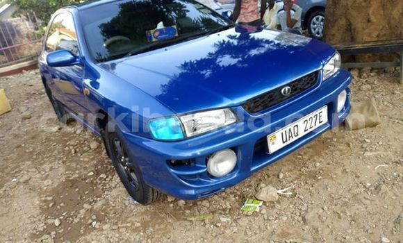 Buy Imported Subaru Impreza Blue Car in Kampala in Uganda