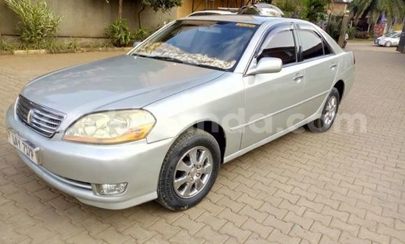Buy Imported Toyota Mark II Silver Car in Kampala in Uganda