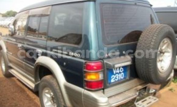 Buy Used Mitsubishi Pajero Car in Arua in Uganda