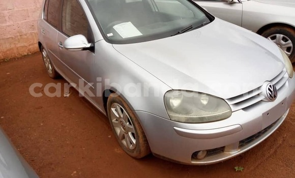 Buy Imported Volkswagen Golf Silver Car in Kampala in Uganda