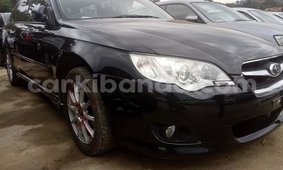 Buy Imported Subaru Legacy Black Car in Kampala in Uganda