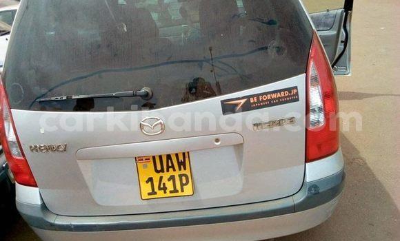 Buy Used Mazda Premacy Silver Car in Kampala in Uganda