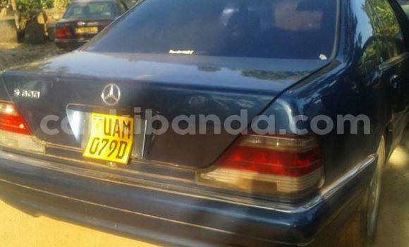 Buy Used Mercedes Benz S–Class Blue Car in Arua in Uganda