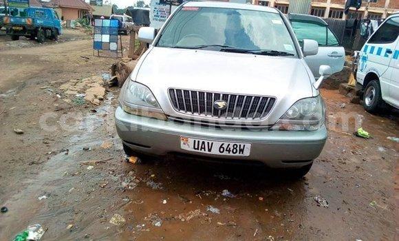 Buy Used Toyota Harrier Other Car in Kampala in Uganda