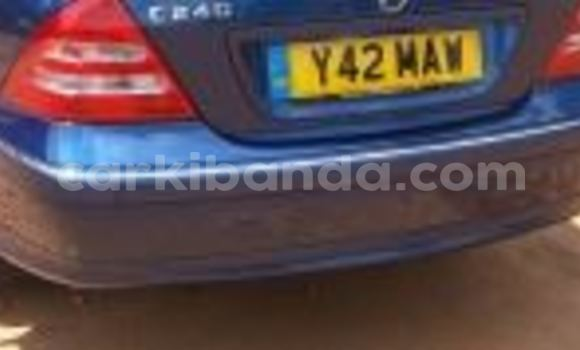 Buy Used Mercedes Benz C-Class Blue Car in Arua in Uganda
