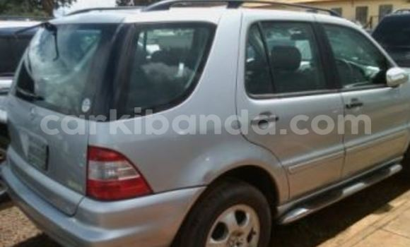 Buy Used Mercedes‒Benz ML–Class Silver Car in Arua in Uganda