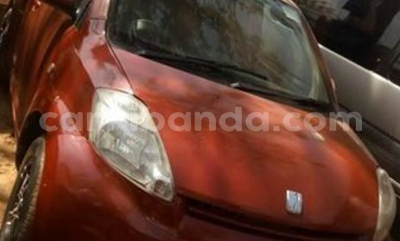 Buy Used Toyota Passo Red Car in Kampala in Uganda