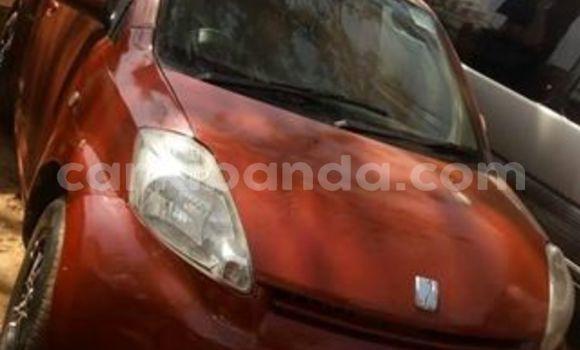 Buy Used Toyota Passo Red Car in Kampala in Uganda