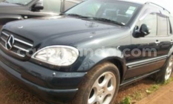 Buy Used Mercedes Benz ML–Class Black Car in Arua in Uganda