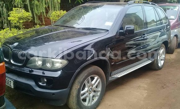 Buy Used BMW X5 Black Car in Kampala in Uganda