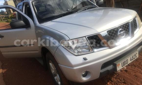 Buy Used Nissan Navara Silver Car in Kampala in Uganda