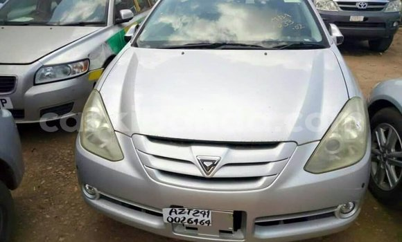 Buy Used Toyota Caldina Silver Car in Kampala in Uganda