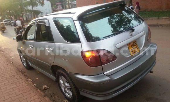 Buy Used Toyota Harrier Brown Car in Kampala in Uganda