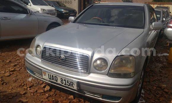 Buy Used Toyota Progress Silver Car in Kampala in Uganda