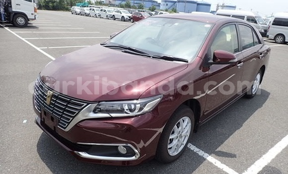 Buy Used Toyota Premio Red Car in Kampala in Uganda