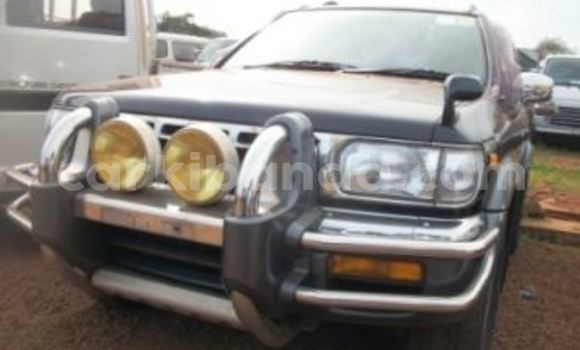 Buy Used Nissan Terrano Black Car in Arua in Uganda