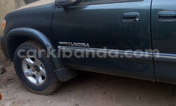 Buy Imported Toyota Tundra Black Car in Kampala in Uganda